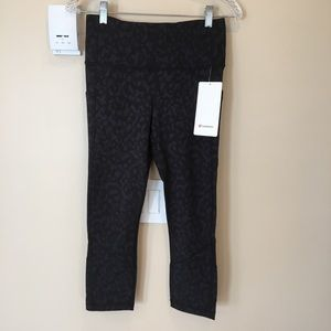 lululemon Pace Rival High-Rise Crop 22""